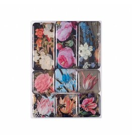Set of Magnets Flowers