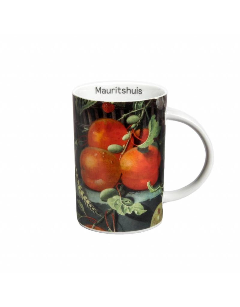 Mug Flowers and Fruit