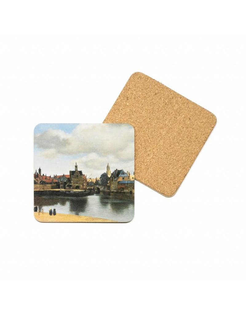 Coaster View of Delft
