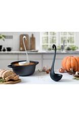 Swanky - floating ladle (black)