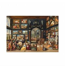 Poster Apelles schildert Campaspe