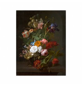 Poster Vase of Flowers Ruysch