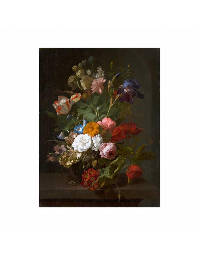Poster Vase of Flowers