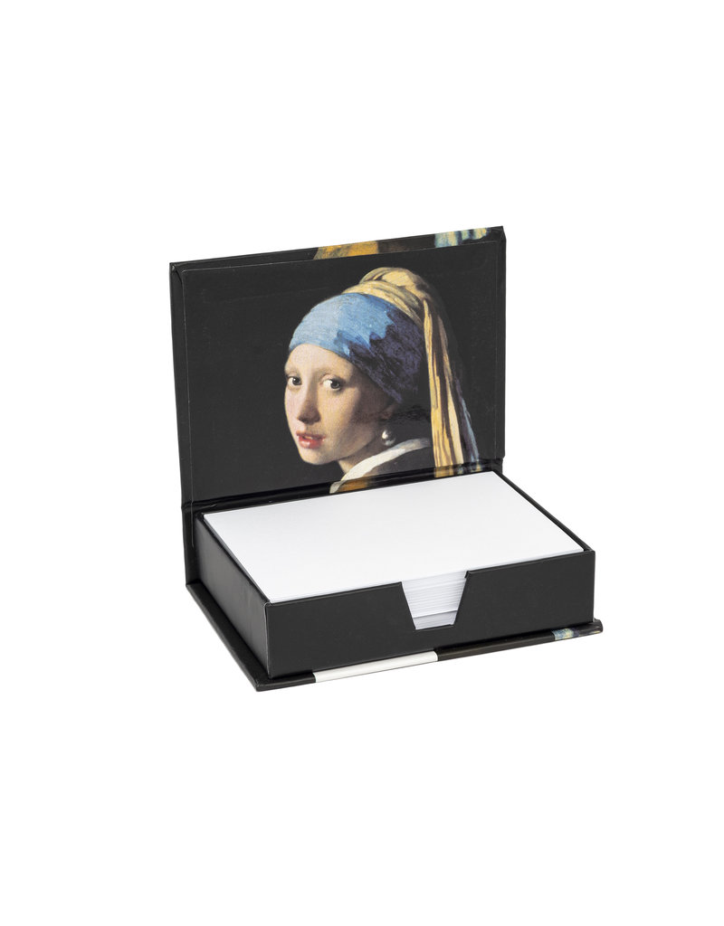 Memobox Girl with a pearl earring
