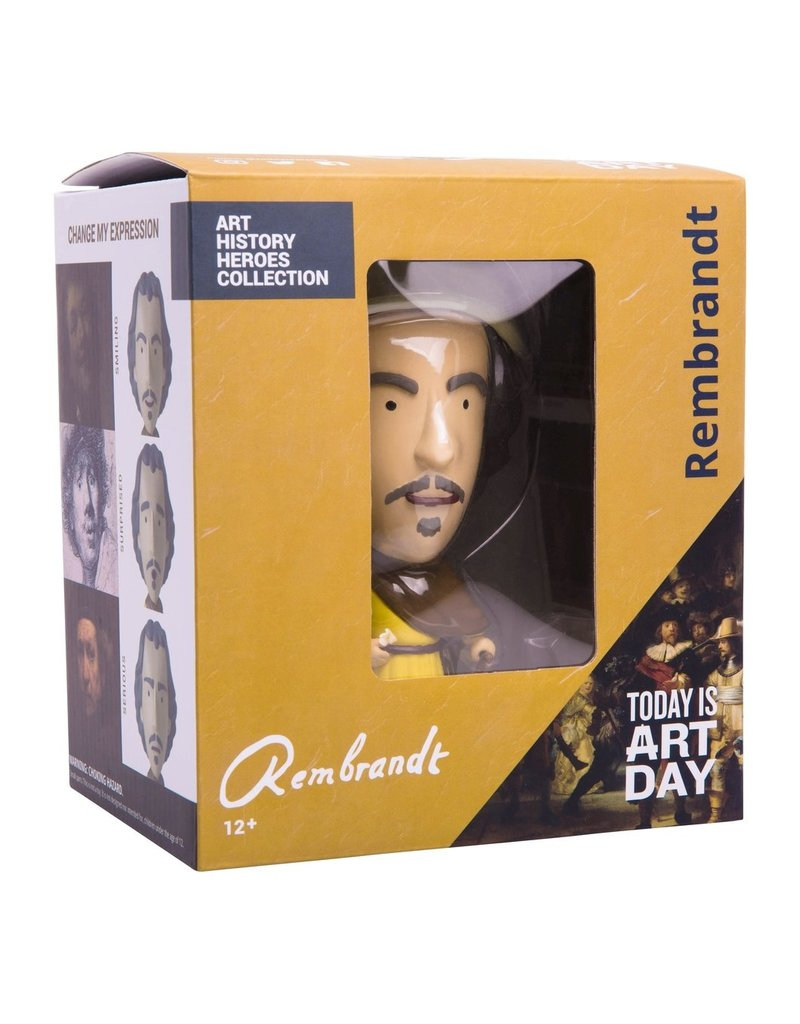 Art History Heroes Rembrandt