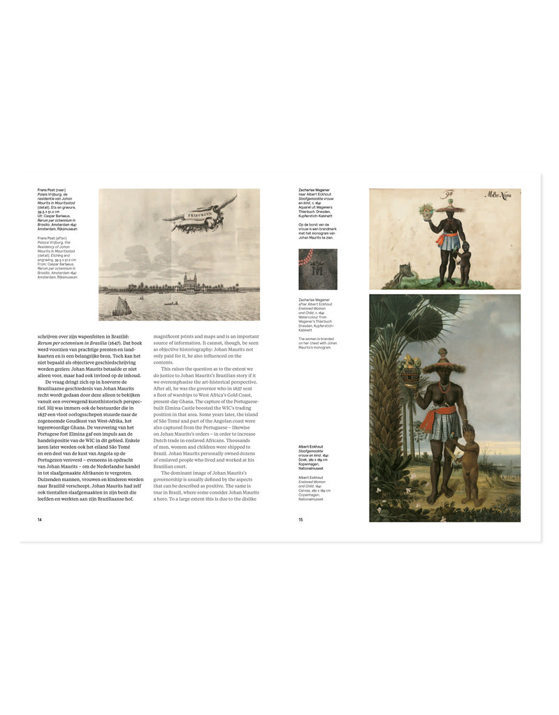 Shifting Image - in search of Johan Maurits