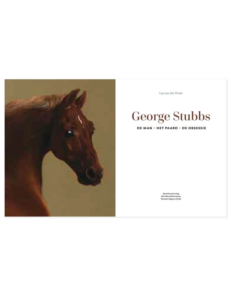 George Stubbs | De man - Het paard - De obsessie
