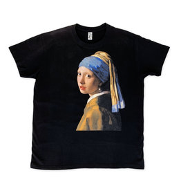 T-shirt Girl with a Pearl Earring - Man