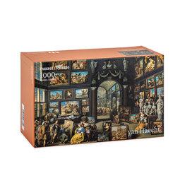 Puzzel, Apelles schildert Campaspe