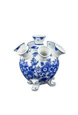 Delft Blue tulip vase small