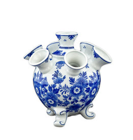 Delft Blue tulip vase small