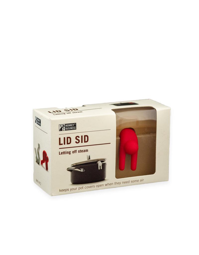Lid Sid Anti-overkooker  set of 2
