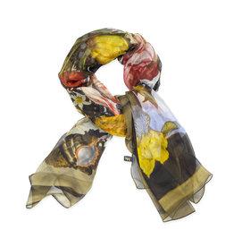 Shawl Bosschaert - silk