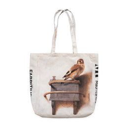 Bag The Goldfinch cotton