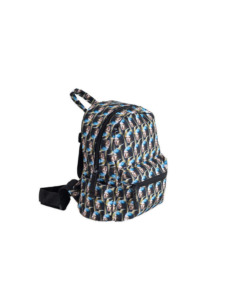 Backpack Girl with the pearl mini