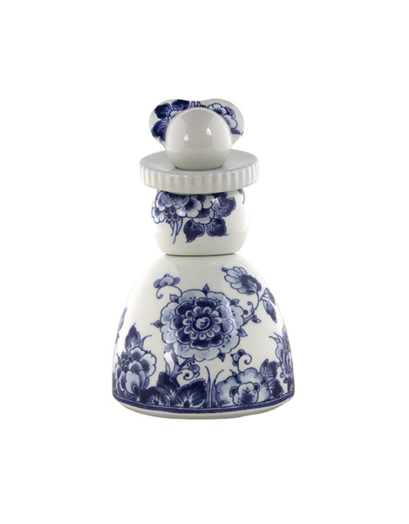 Proud Mary Classic Flower Delftsblauw 02