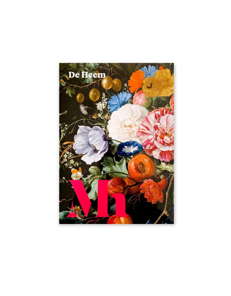 Kaartenmap bloemen de Heem