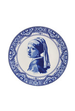 Plate Girl with a Pearl Earring - RD