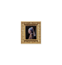 Pin Girl with a pearl earring
