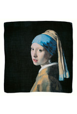 Shawl Girl with a Pearl Earring - wool