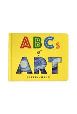 ABC's of Art- engels
