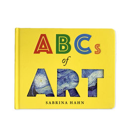 ABC's of Art- engels