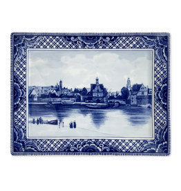 Plate View of Delft