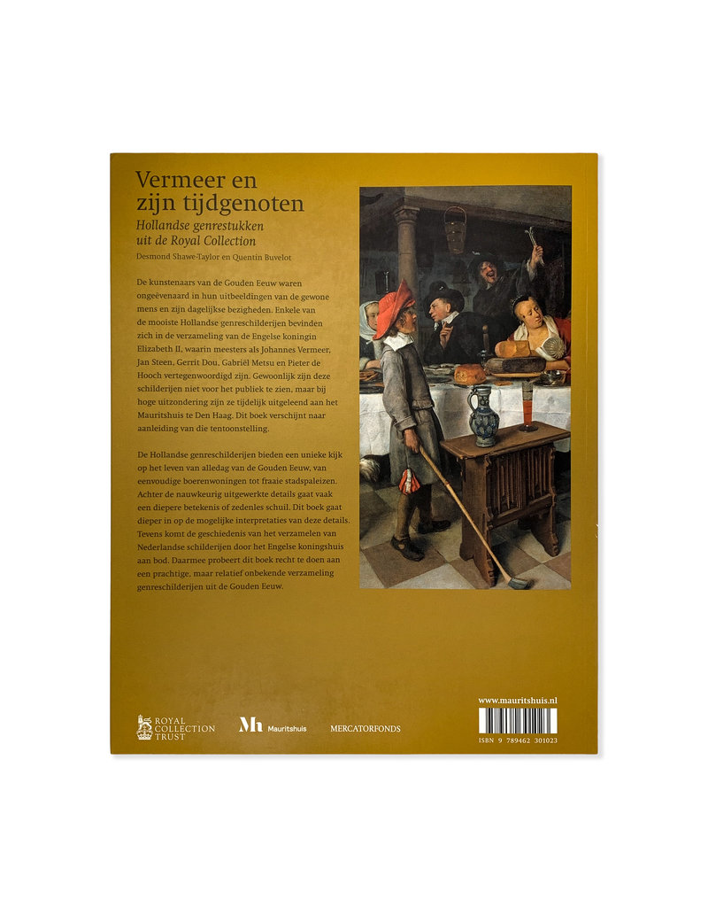 Vermeer and his contemporaries - Dutch genre pieces from the Royal Collection