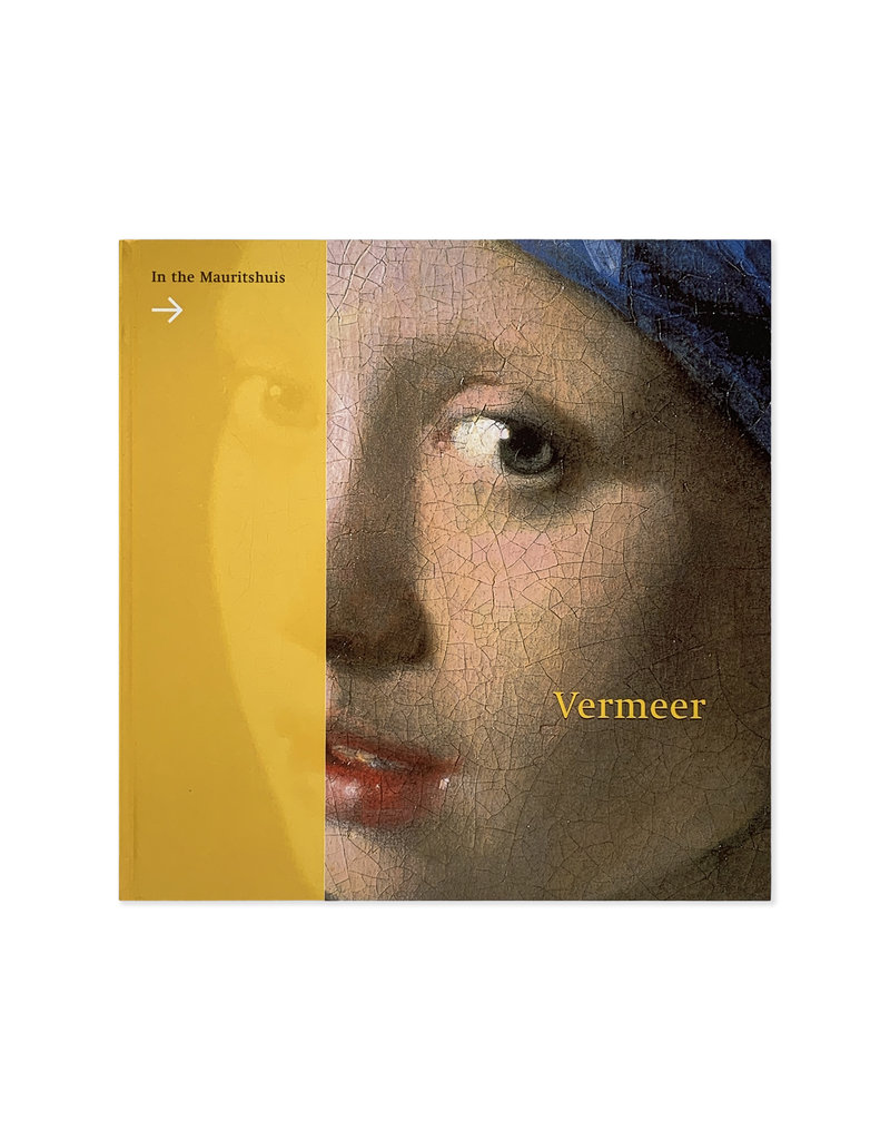 In the Mauritshuis Vermeer - engels