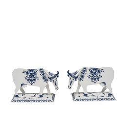 Delft Blue Cows