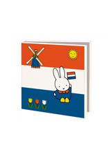 Kaartenmapje  Nijntje Holland