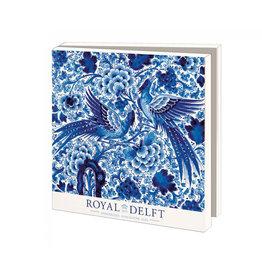 Card folder Royal Delft