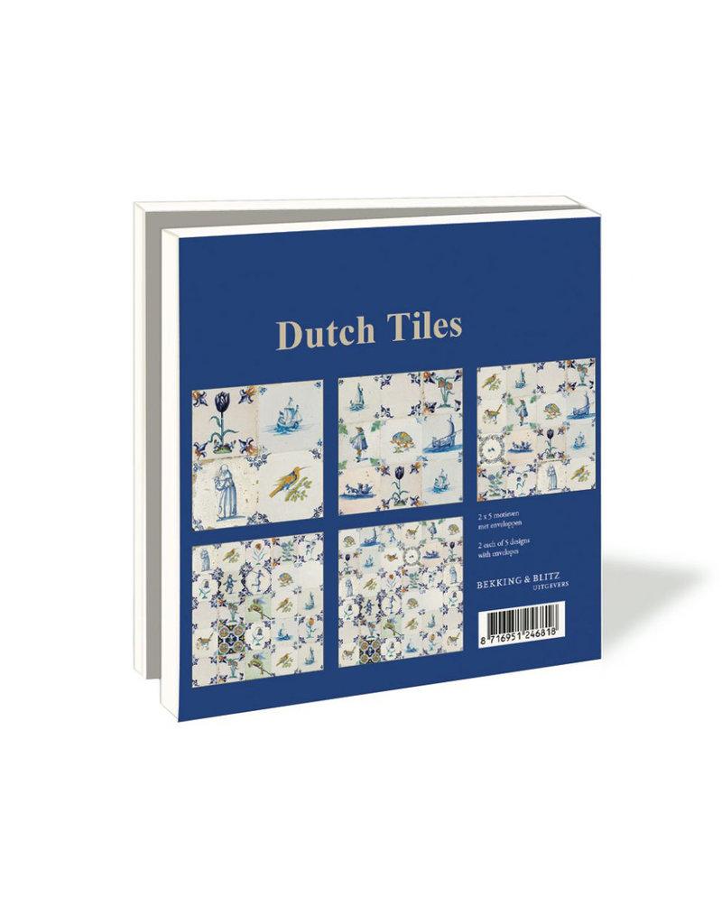 Kaartenmap  Dutch Tiles