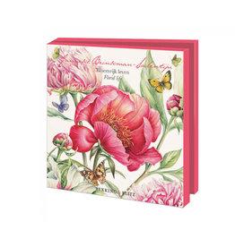 Card folder Florid life