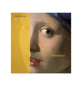 In het Mauritshuis Vermeer