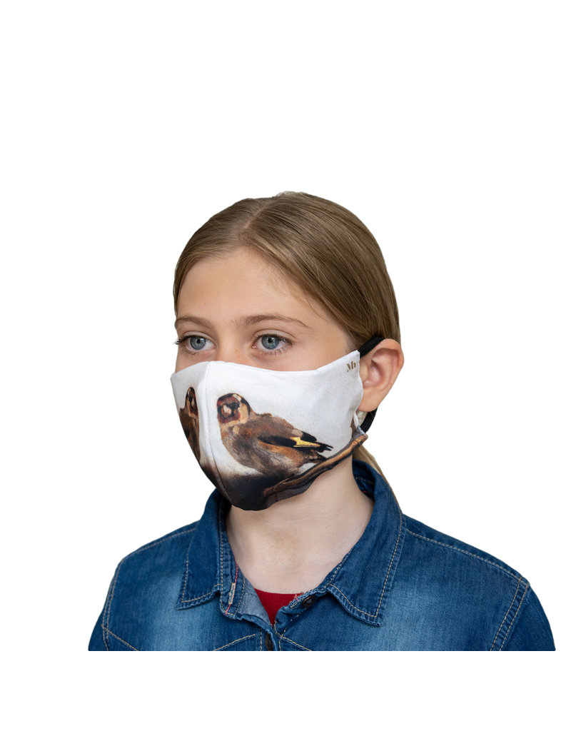 Face Mask The Goldfinch