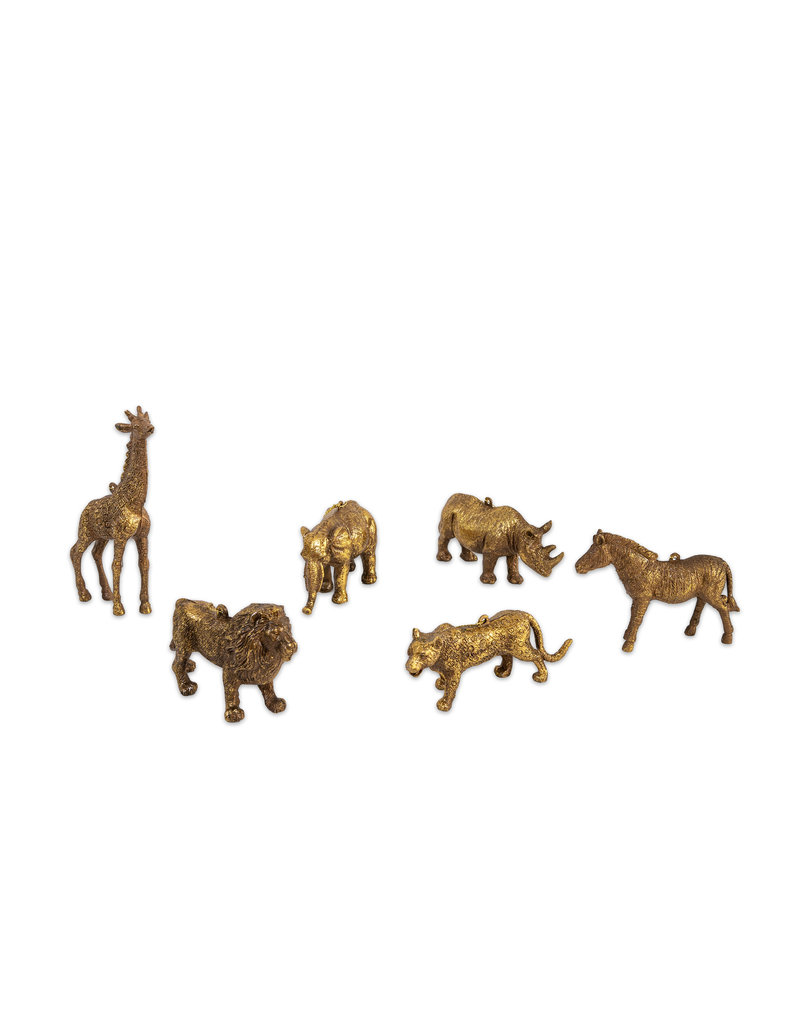 Diverse Safari ornamenten