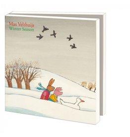 Kaartenmapje Max Velthuijs Winter Season