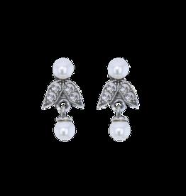 Oorbellen sterling zilver