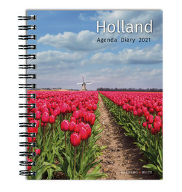 Weekly agenda - Holland 2021