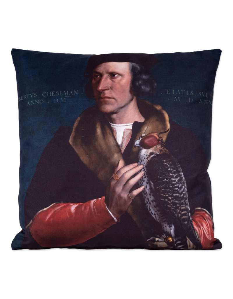 Cushion Cheseman Holbein