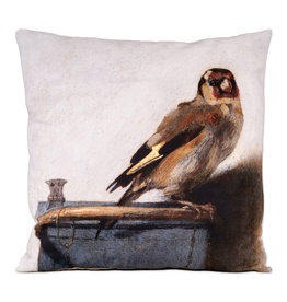 Cushion Goldfinch Fabritius