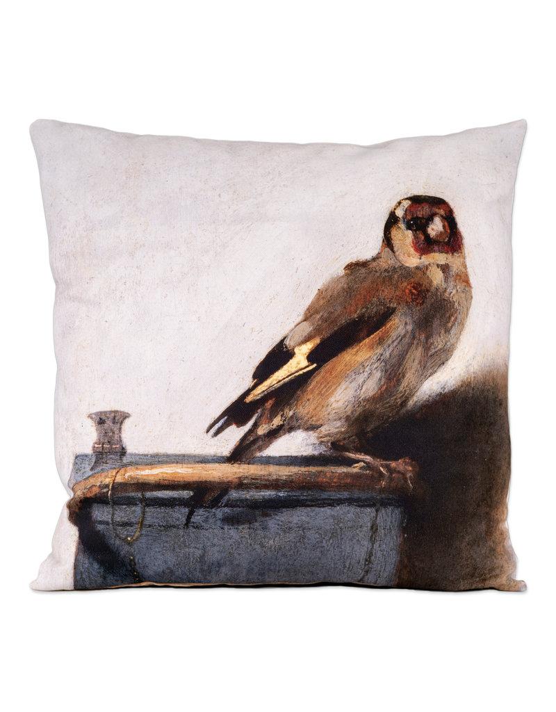 Cushion Goldfinch Fabritius