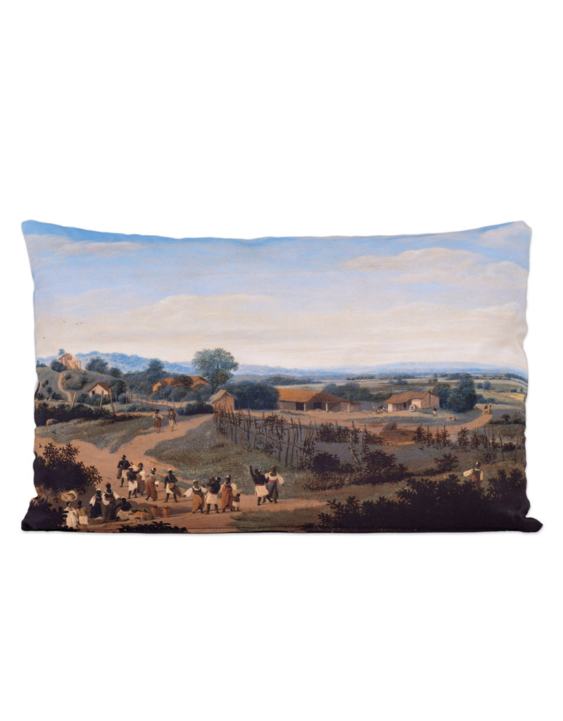 Cushion Itamaraca French Post