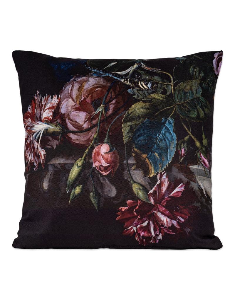 Cushion Flower Still Life Aelst