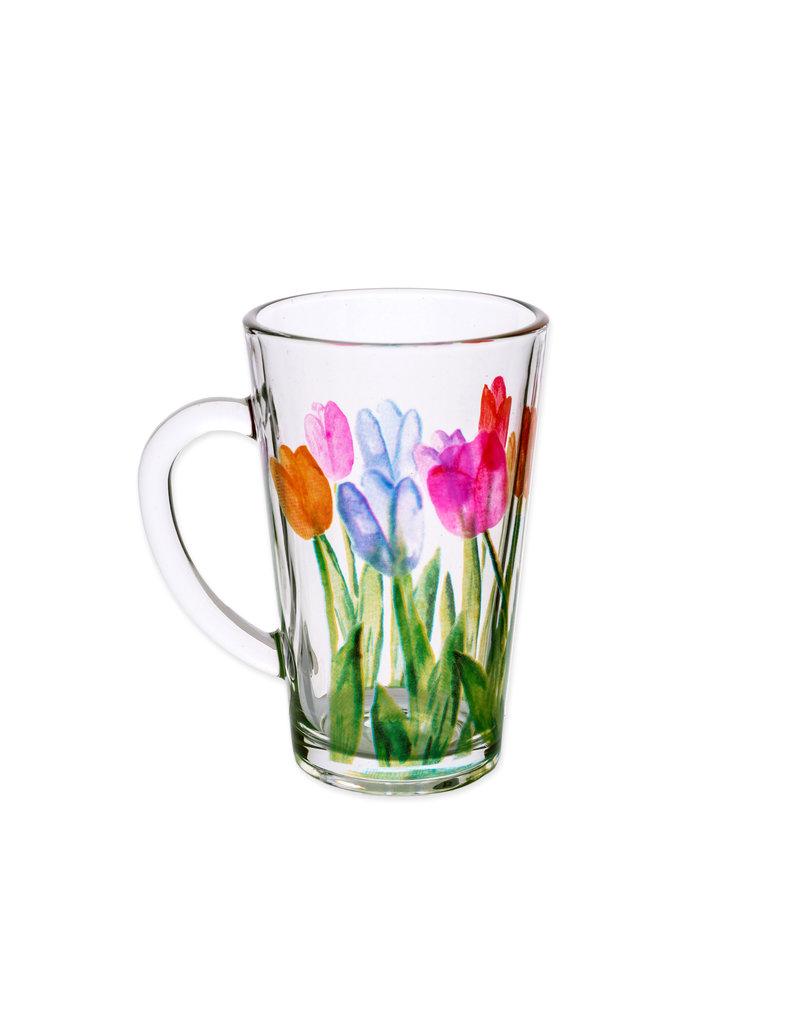 Glas Tulp