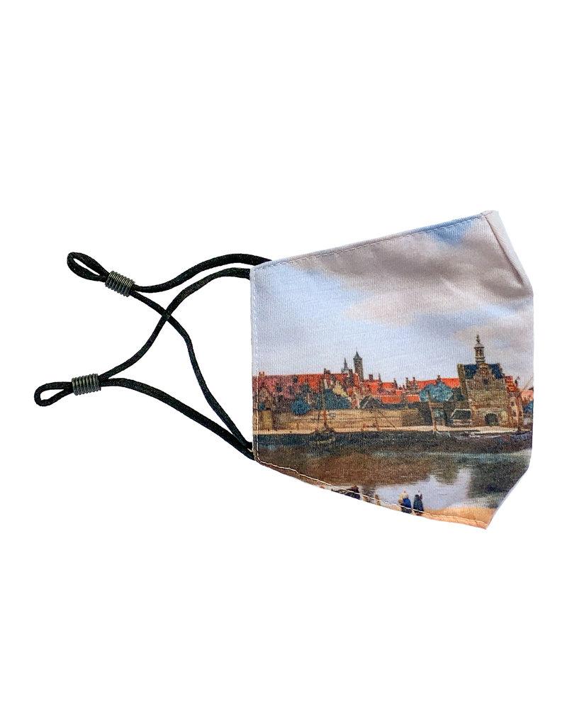 Mondkapje Delft