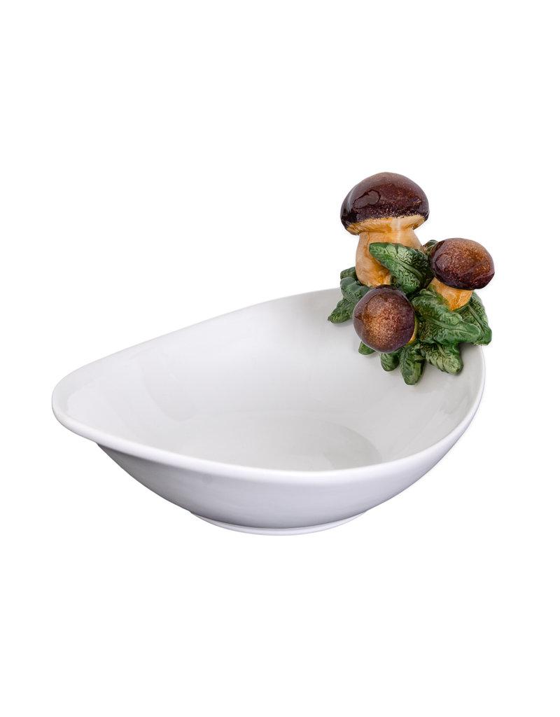 Bowl of mushroom medium