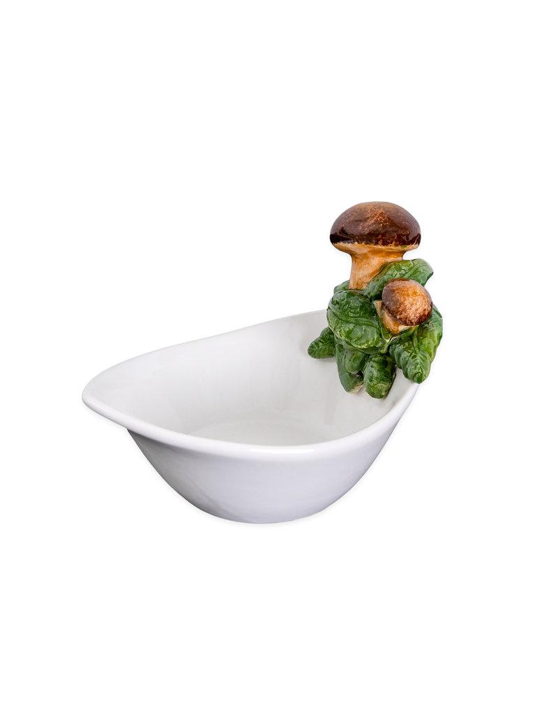 Bowl of mushroom small