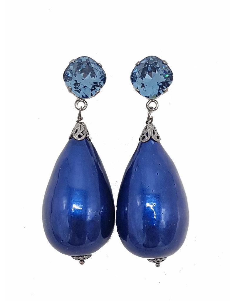 Earrings Papma Blu